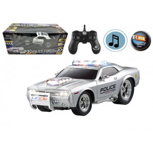 WANGFENG 2.4G remote control car with light MK8025B