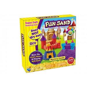 New style mystery castle fun sand diy creativity children toy NO.JZ8809