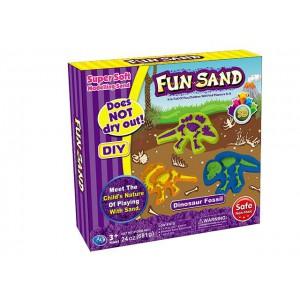 Kids new toys dinosaur fossils DIY educational funny sand toys NO.JZ8807