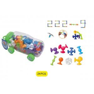 For children design educatioal Adsorption ball creative toys No.:222-9