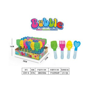 Bubble stick bubble gun beach toys 224-6