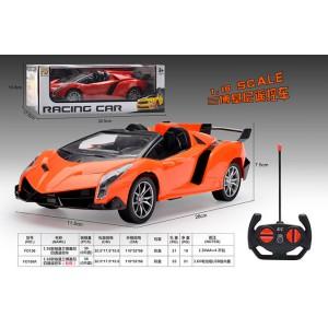 1:16 4 channel RC remote control cars toys new convertible Lamborghini No.FD156