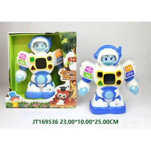 B/O Educational Learning Robot NO.JT169536