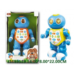 Cartoon Learning Robot Toy For Kids NO.JT169539