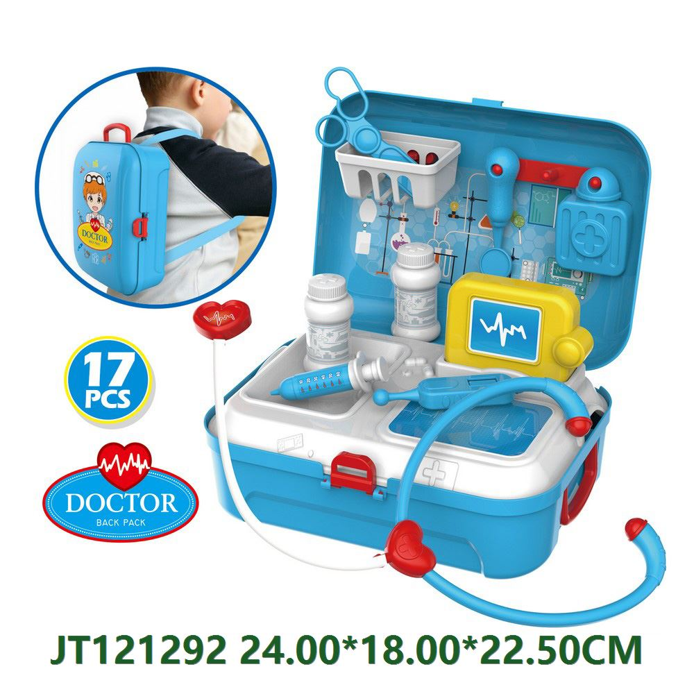 Backpack Doctor Play Set Toy NO.JT121292