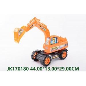 34cm Friction Contruction Car Toy NO.JK170180
