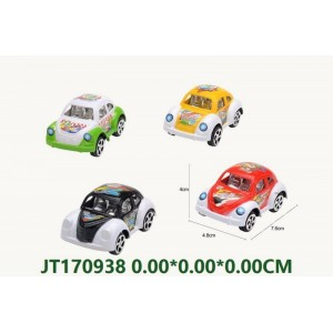 Kids Pull Back Racing Car NO.JT170938