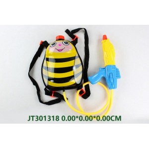 Water Shooting Gun With Cute Bee Backpack NO.JT301318