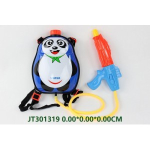 Hot Sale Water Gun Toy With Cute Panda Backpack NO.JT301319