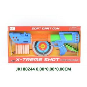 Nice Price Soft Bullet Gun Toy Series NO.JK180244