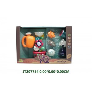 Funny Baby Bath Toy Set NO.JT207754