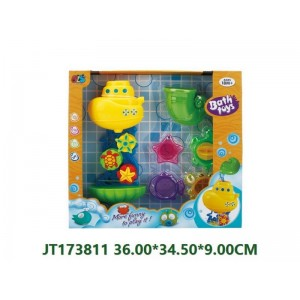 Lovely Bath Water Playing Toys NO.JT173811