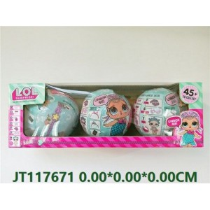 Interesting Popular Doll Set Toy NO.JT117671