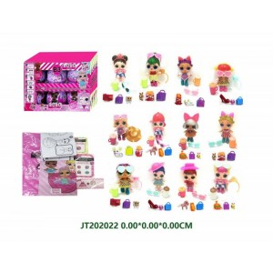 The Third Version Amazing Doll Set For Kids NO.JT202022