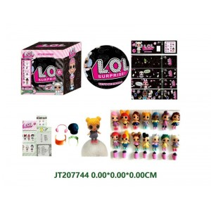 Beautiful Little Doll Playing Set For Sale NO.JT207744
