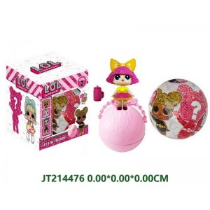Discount Price 7CM Baby Doll  Set Toys NO.JT214476