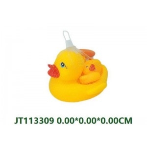 Safe Baby Vinyl Ducks Set Toys NO.JT113309