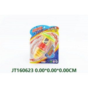 Electric Flashing Bounce Sipping Top Toy NO.JT160623