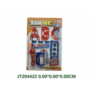 Cartoon Baby Tools Play Set Toy NO.JT204422