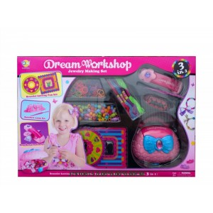 3 In 1 Beauty Ornaments Play Set Toys NO.JT910613
