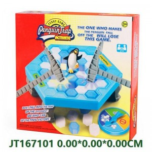 Interesting Saving Penguins Ice Breakers Game NO.JT167101