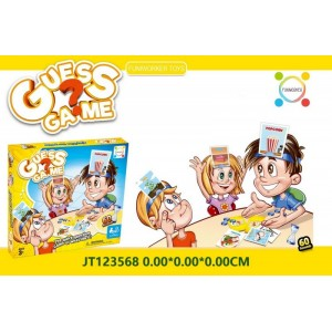 Interesting Guess Play Game Suitable For More Players NO.JT123568