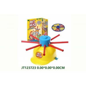 Interesting Prank Game Wet Head Play Game NO.JT123723