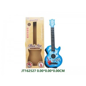 Hot Sale Musical Simulation Guita Toy Model NO.JT162527