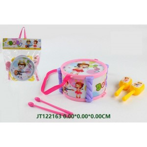 Baby Funny Musical Drum Instrument Toy Set NO.JT122163