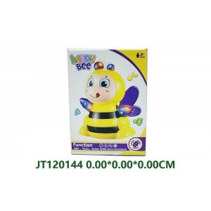 B/O Cartoon All-Direction-Go Bee Toy NO.JT120144