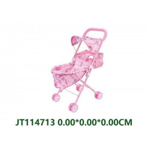 Hot Sale Metal Baby Carriage Toy NO.JT114713