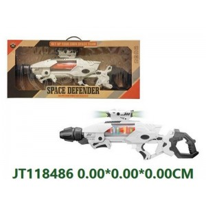Hot Selling Electric Toy Gun With Music And Lights NO.JT118486
