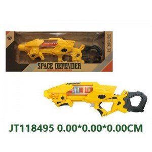 Small Size Electric Eight-Sounds Gun Toy With Music And Lights NO.JT118495