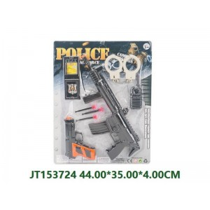 Children Police Toy Set NO.JT153724