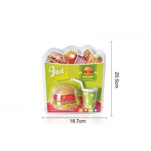 Kids Simulation Hamburger Play Set Toy No.JT171102