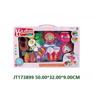 Beefsteaks Food Play Set Toy For Kids No.JT173899