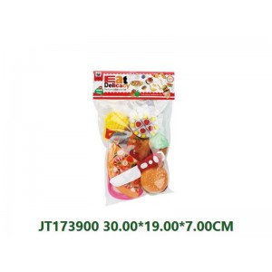 Children Funny Cutting Food Toys No.JT173900