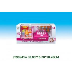 B/O Intellegent Cash Register Toy For Kids No.JT909414