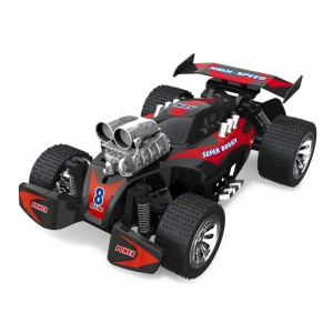 6-Function 2.4GHz high speed R/C Buggy 1:12 scale with switchable sound and speeding-up function No.:BM179