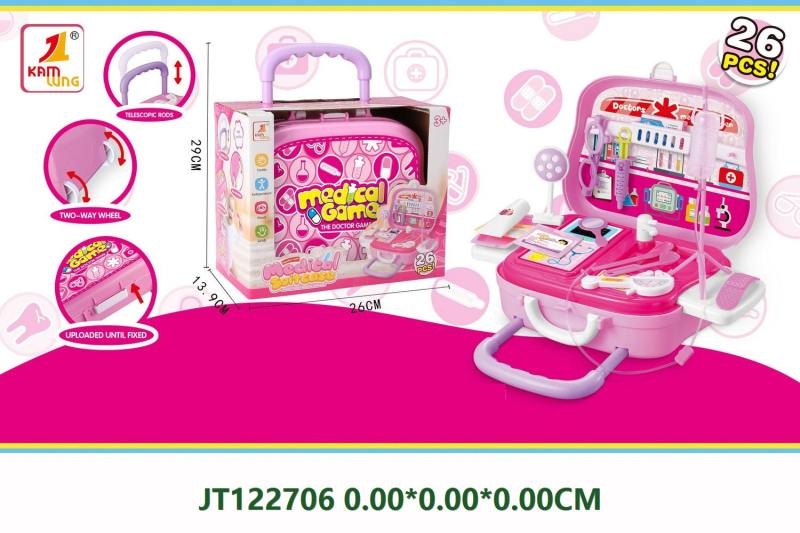 Doctor play set No.JT122706
