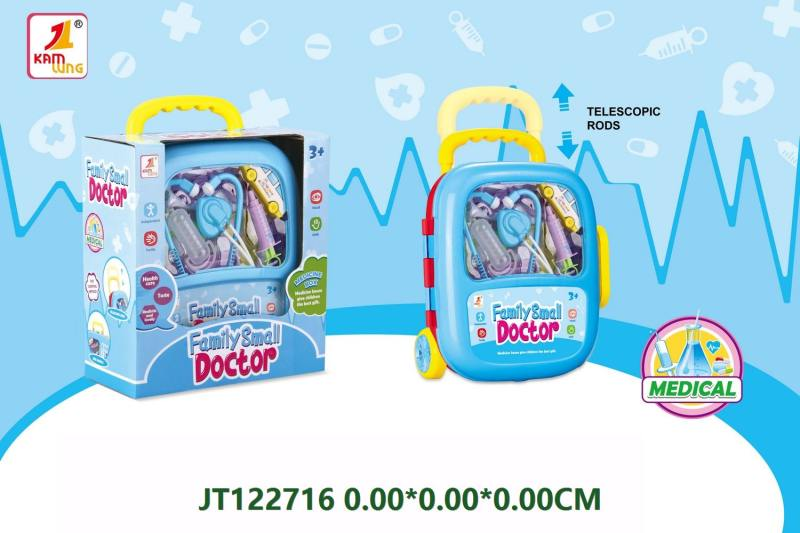 Doctor play set No.JT122716