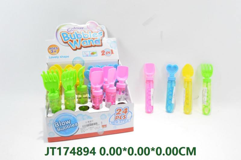 BUBBLE TOYS No.JT174894