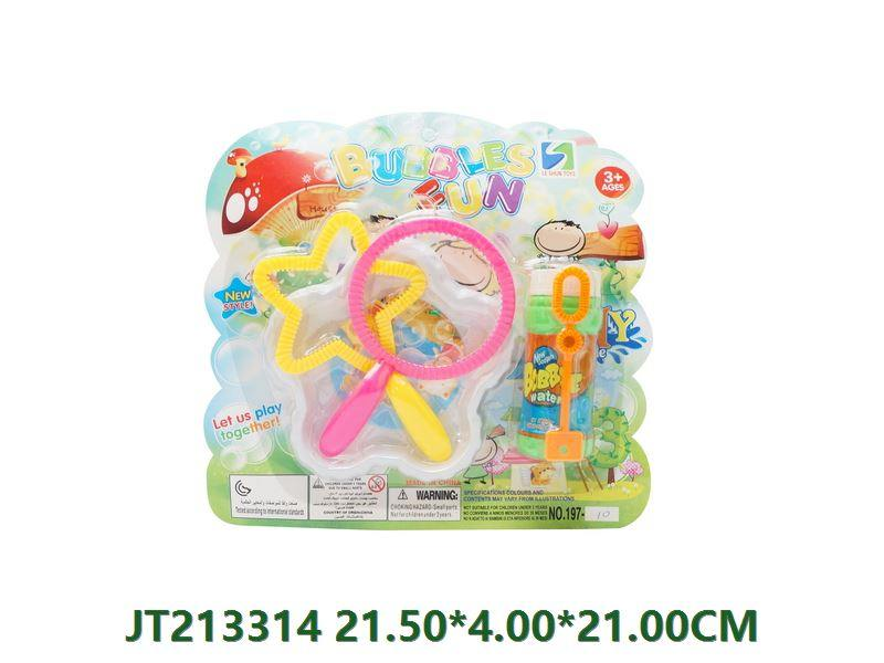 BUBBLE TOYS No.JT213314