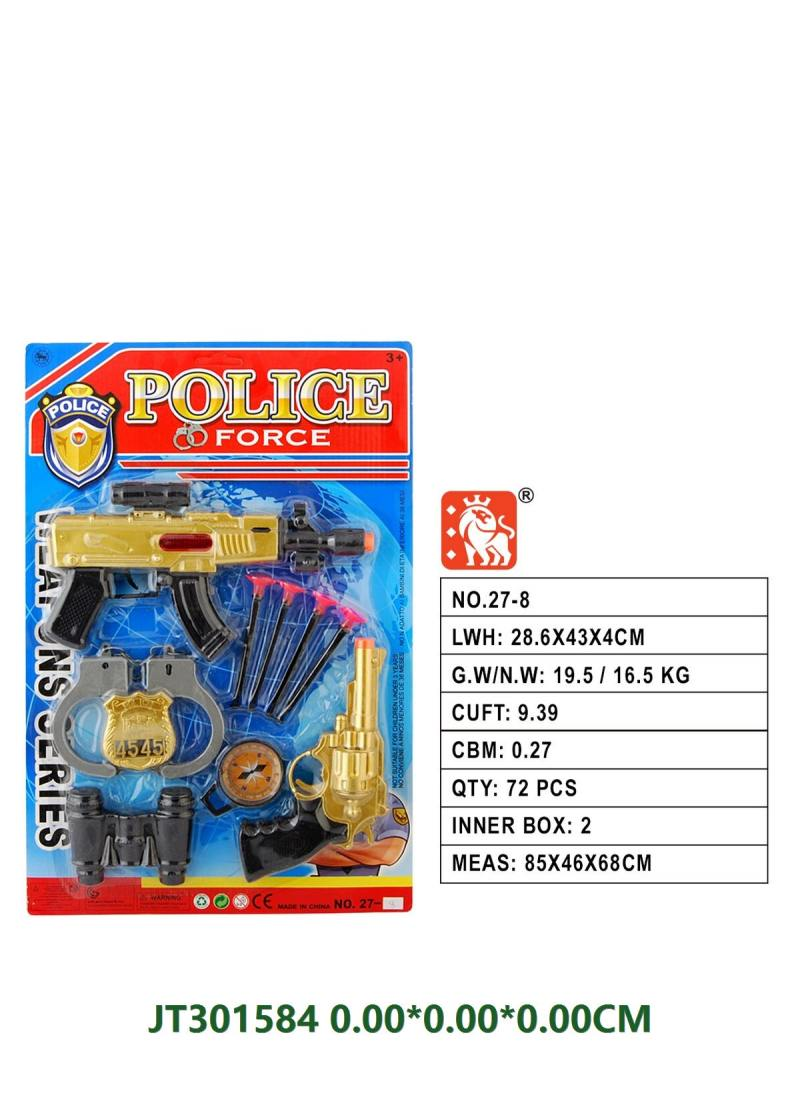 Police play set No.JT301584