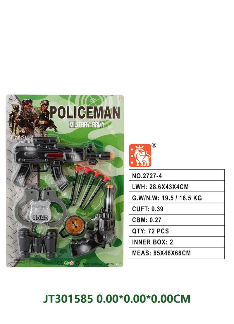 Police play set No.JT301585
