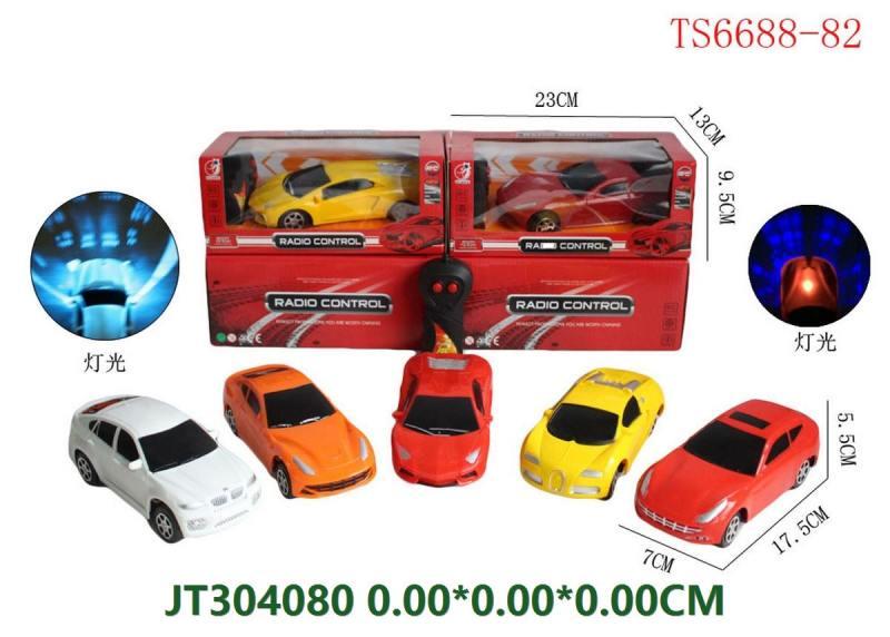 2 channels R/C Car LUZ No.JT304080