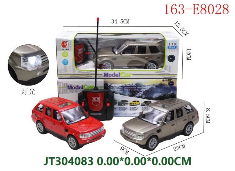 4 channels R/C Car LUZ No.JT304083