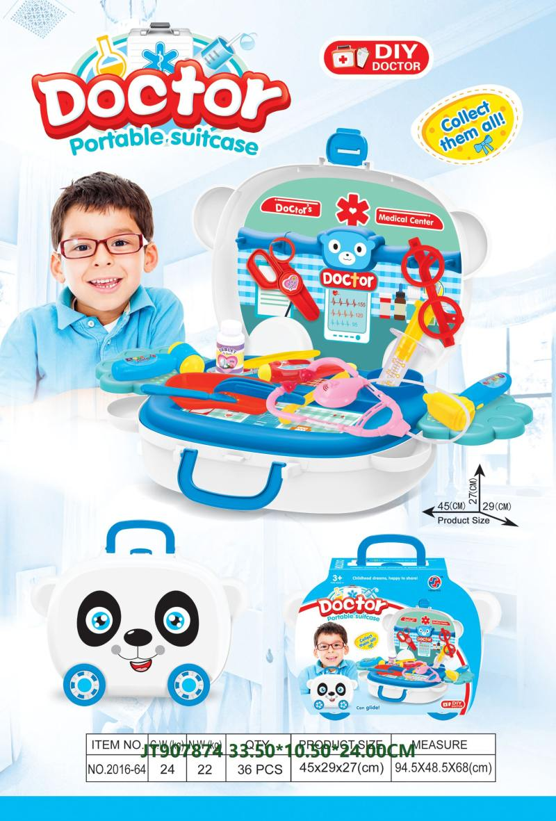 Doctor play set No.JT907874