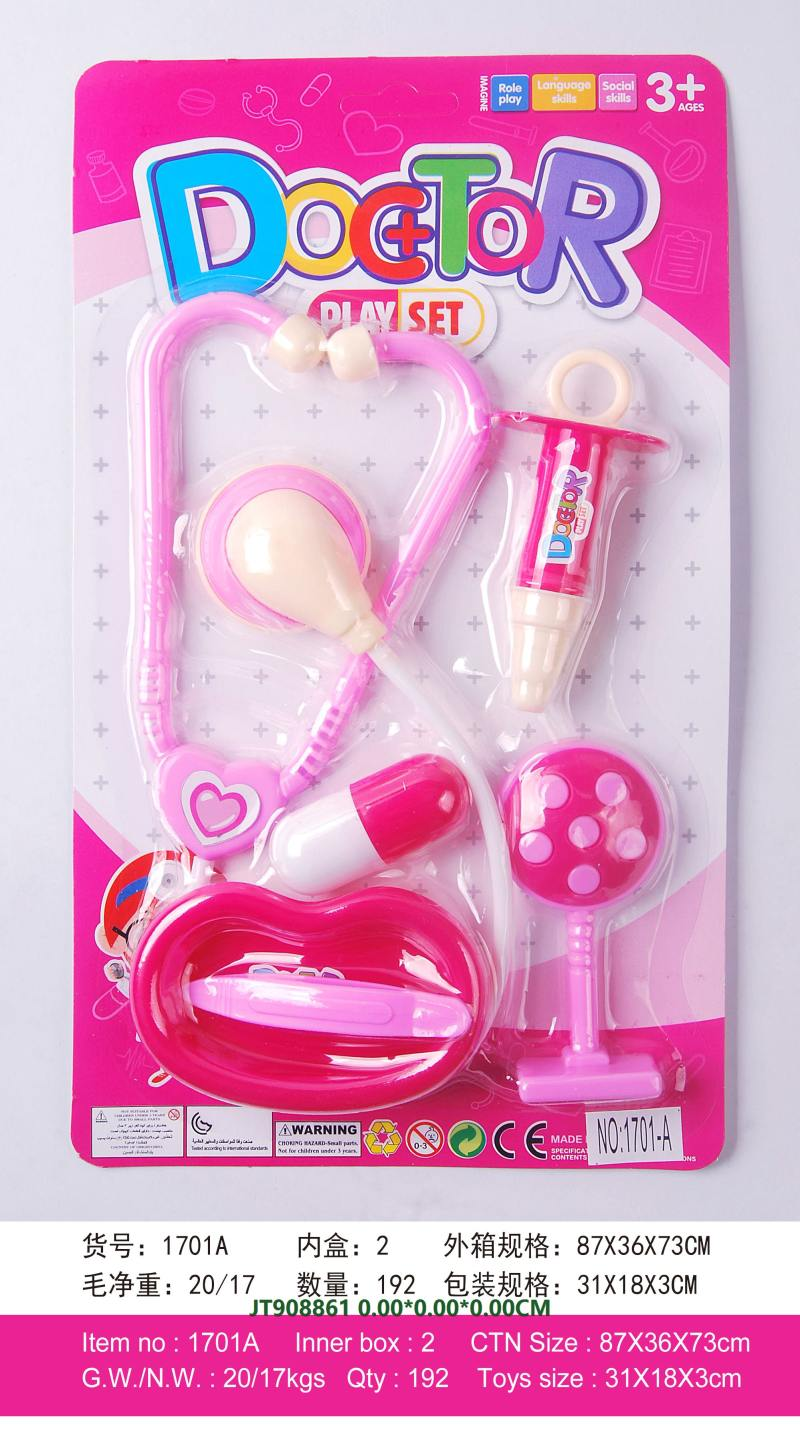 Doctor play set No.JT908861