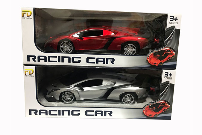 1:12 4 channel RC remote control paint cars included battery No.FD139A